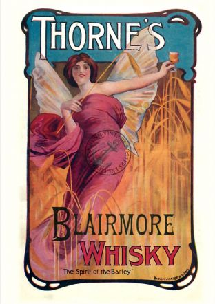 Thornes Scotch Whisky Advert